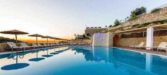 5* all-inclusive Crete week