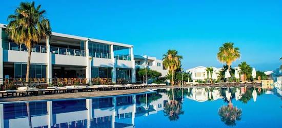 4* Cyprus week w/breakfast & flights