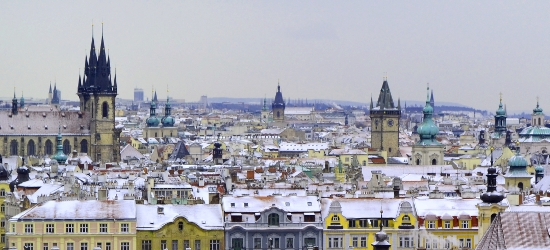 4* Prague holiday w/breakfast & flights