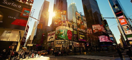 3* New York city break w/flights