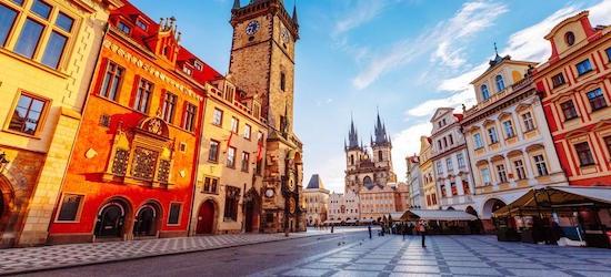 4* Prague city break w/breakfast & flights