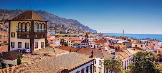 4* Madeira getaway w/breakfast & flights