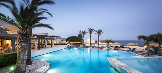 5* all inclusive Rhodes holiday w/flights