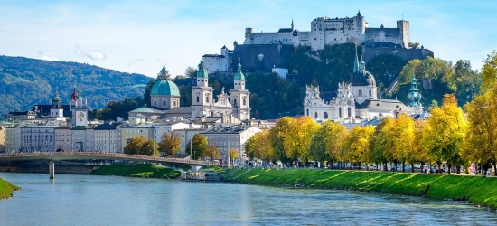 Win a trip for two to Salzburg