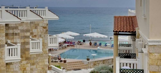 7 nights in Apr at the 4* Jo-An Beach, Crete, Greece