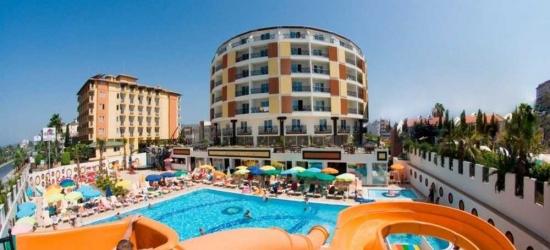 4* holiday in Antalya, Turkey