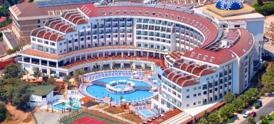 7 nights in Dec at the 5* Side Prenses Hotel, Antalya, Turkey