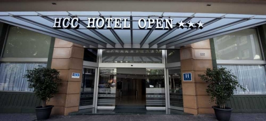 5 nights in Dec at the 3* Hcc Open, Barcelona