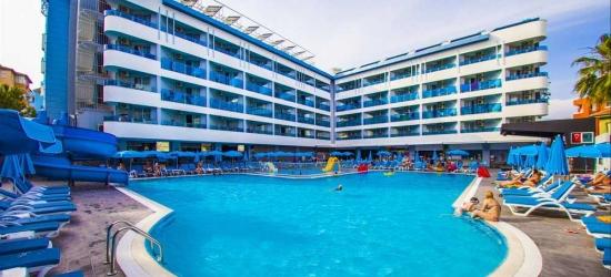 4* getaway in Antalya, Turkey