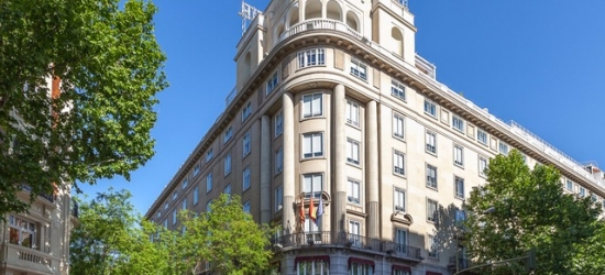 €88 per persona a per notte | Hotel Wellington, Madrid