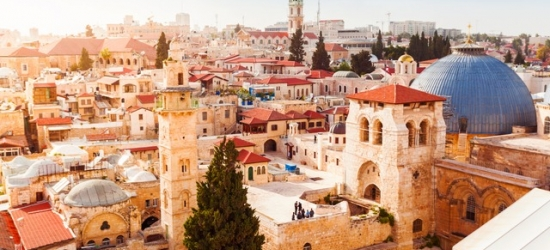 Emozionante tour di Israele, Tel Aviv, Tiberiade, Mar Morto e Gerusalemme