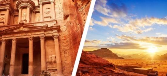 Tour guidato tra i tesori della Giordania, Amman, Petra e deserto Wadi Rum