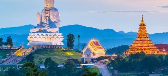 Tour della Thailandia tra templi e natura selvaggia, Bangkok, Phistanulok, Chiang Rai, Chiang Mai