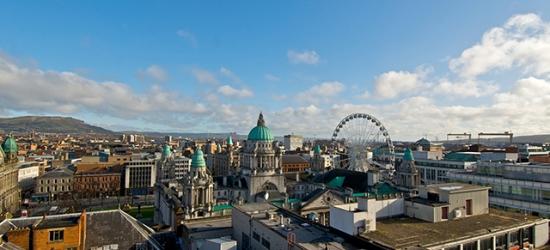 €37 per persona a per notte   Maldron Hotel Belfast City, Belfast, Regno Unito