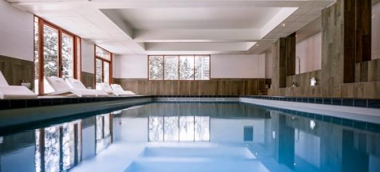 €50 per persona a per notte   Hotel Le Pic Blanc, Alpe d'Huez, Francia