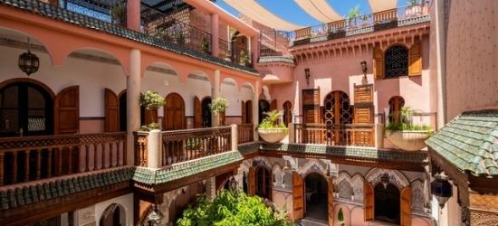 €40 per persona a per notte   Riad Azad, Marrakech, Marocco