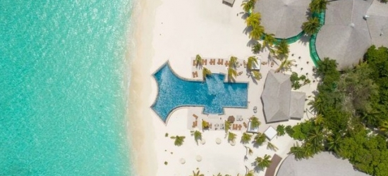 $ Based on 2 people per night | Dreamy Maldives getaway with an award-winning spa, Kihaa Maldives Resort & Spa, Kihaadhuffaru Island
