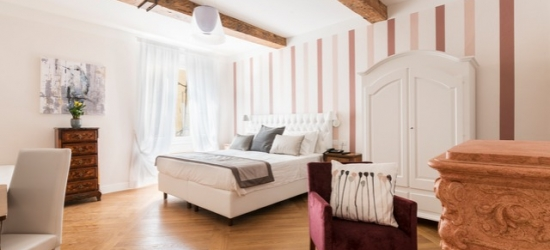 $ Based on 2 people per night | Restful Florence stay opposite Santa Croce Basilica, Residenza Magliabechi, Italy