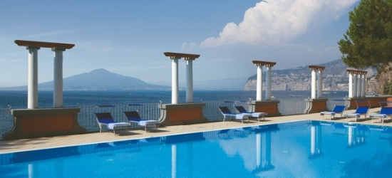 $ Based on 2 people per night   Sorrento, Grand Hotel Europa Palace, Italy