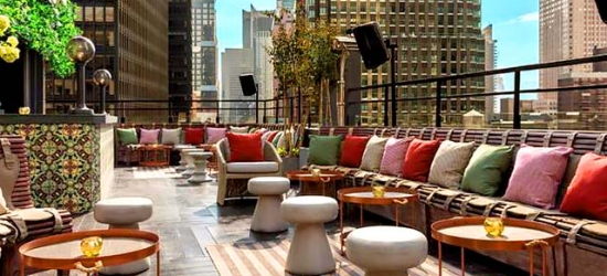 $ Based on 2 people per night | Surreal NYC luxury hotel near Central Park, Manhattan, New York