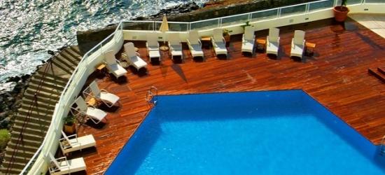 $ Based on 2 people per night | Sparkling golf resort with Tenerife sea views, Vincci Tenerife Golf Hotel, Spain