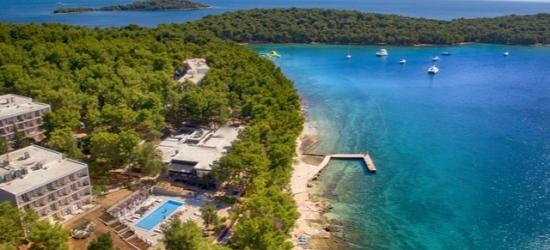 Based on 2 people per night | All-inclusive Croatian island beach hotel, Labranda Senses Resort, Hvar