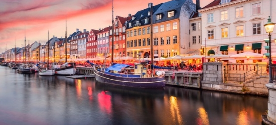 $ Based on 2 people per night | Boutique Copenhagen hotel in a hip district, Bertrams Hotel Guldsmeden, Copenhagen, Denmark