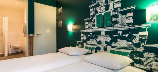 Based on 2 people per apartment per night | Spacious and self-catering Amsterdam apartments, Amsterdam ID Aparthotel, Netherlands