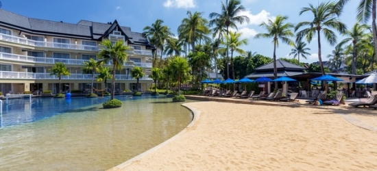 $ Based on 2 people per night | Spectacular lagoonside resort in gorgeous Phuket, Angsana Laguna Phuket, Thailand