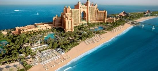 $ Based on 2 people per night | 5* iconic Dubai hotel on the Palm Jumeirah, Atlantis The Palm UAE