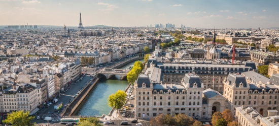 $ Based on 2 people per night | Central Paris stay near Jardin du Luxembourg, Hotel Novanox, France