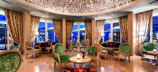 $ Based on 2 people per night | Striking five-star stay in Lake Maggiore, Hotel Eden Roc, Lake Maggiore, Switzerland