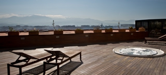 Based on 2 people per night | 5* elegance at a Granada spa hotel, Barceló Granada Congress, Spain