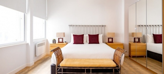 $ Based on 2 people per apartment per night | Modern apartments in a central London location, 196 Bishopsgate Apartments, London
