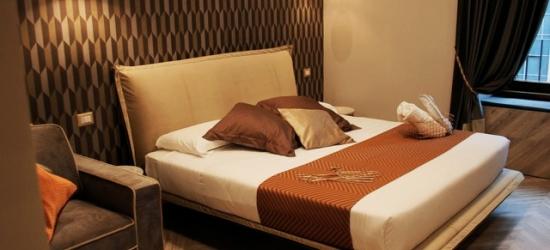 Based on 2 people per night | Sophisticated Rome hotel near Vatican City, Roma Vaticano Hotel, Rome, Italy