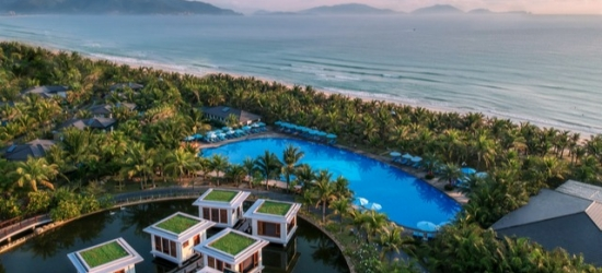 $ Based on 2 people per night | 5* beach resort in Vietnam with villa option, Duyen Ha Resort, Cam Ranh