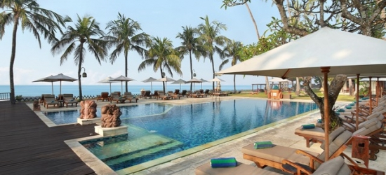 Based on 2 people per night | Secluded dive resort in eastern Bali, Ramayana Candidasa, Indonesia
