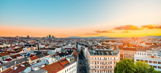 $ Based on 2 people per night | Fashionable Vienna stay in the Schottenfeld district, Ruby Marie Hotel, Vienna, Austria