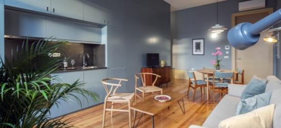 Based on 2 people per apartment per night | Luxe Porto aparthotel housed in 19th-century buildings, Aparthotel Oporto Alves da Veiga, Portugal