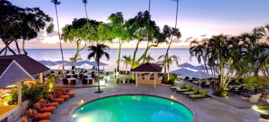 $ Based on 2 people per night | All-inclusive Barbados stay at a luxury beach resort, Tamarind by Elegant Hotels, Caribbean