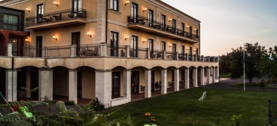 Based on 2 people per night | Imposing golf & spa retreat near Mount Etna, Il Picciolo Etna Golf Resort & Spa, Sicily, Italy