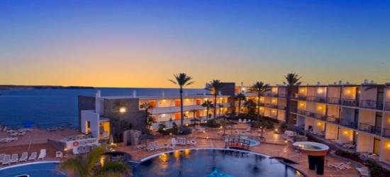 $ Based on 2 people per night | All-inclusive Lanzarote beach hotel with ocean views, Hotel The Mirador Papagayo, Playa Blanca