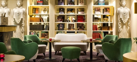 Based on 2 people per night | Refined Brussels hotel in the center of the city, Hotel Barsey by Warwick, Belgium