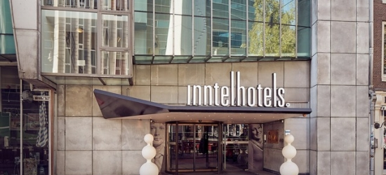 $ Based on 2 people per night | Contemporary Amsterdam pad in the heart of the city, Inntel Hotels Amsterdam Centre, Netherlands