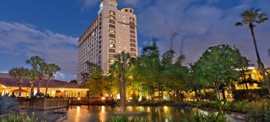 £70-£87-- Orlando Resort near SeaWorld; Flights Available