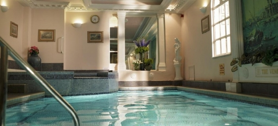 Rye: 1 Night for Two in Classic or Deluxe Double Room with Breakfast, Champagne Tea and Spa Access at Rye Lodge Hotel