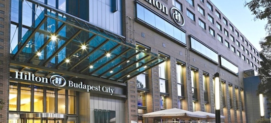 ✈ Budapest: 2 to 4 Nights at 5* Hilton Budapest City with Return Flights and Option for Széchenyi Spa Entry*