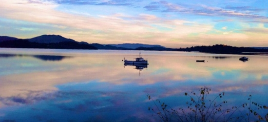 Loch Lomond: 1 or 2 Nights for Two with Breakfast and Option for 2-Course Dinner at  the 4* Inn on Loch Lomond