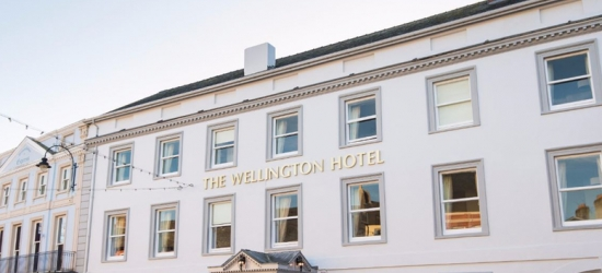 2nt Brecon Break & Dining Discount for 2 @ The Wellington Hotel
