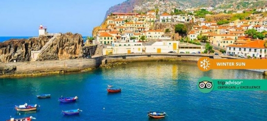 Madeira Holiday, Breakfast  - Award-Winning Hotel